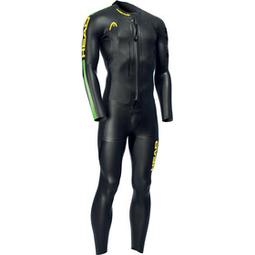 Head SwimRun Race Suit Herre black